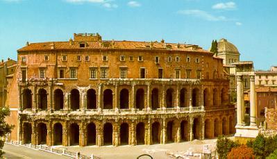 pavens palads i rom